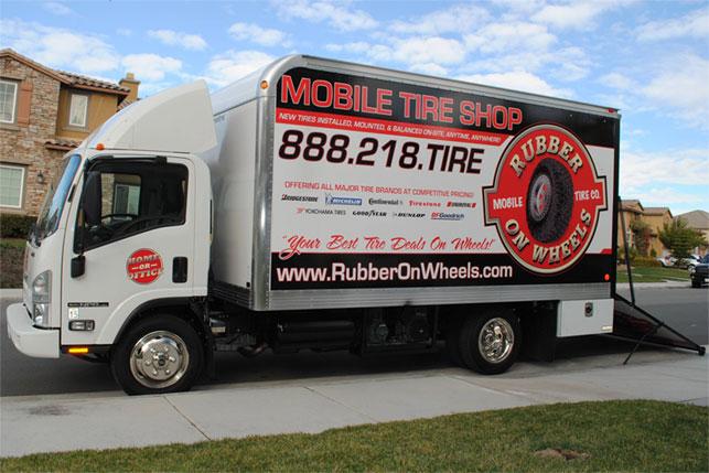 Orange County CA Tires & Wheels   Rubber On Wheels
